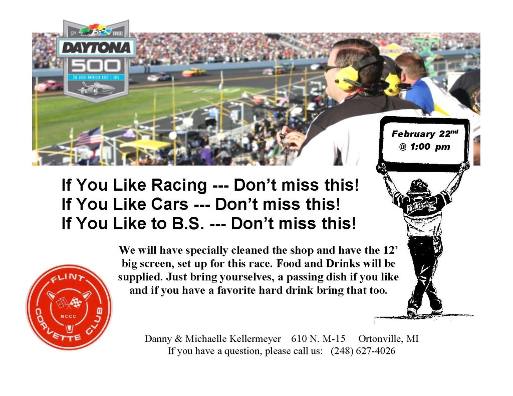 Daytona Flyer 2-22-2015
